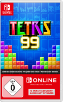 Nintendo Switch Tetris 99