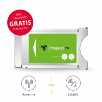 Freenet TV DVB T2 CI+ Modul