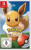 Switch Spiel Pokémon Let's Go, Evoli!