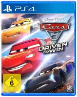 PS4 Spiel Cars 3