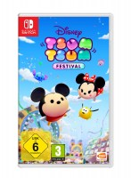 Switch Spiel Disney Tsum Tsum Festival