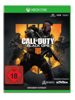 XBox One Spiel Call of Duty: Black Ops 4
