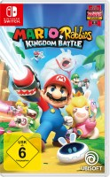 Nintendo Switch Spiel Mario Rabbits Kingdom Battle