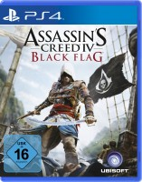 PS-4 Spiel Assassin's Creed 4 Black Flag