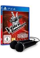 PS4 Spiel The Voice of Germany