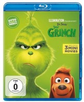 Der Grinch (2018) Blu-ray Disc