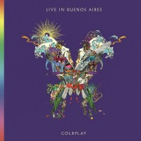 CD - Coldplay - Live In Buenos Aires