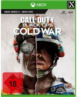 XBox Series X Spiel Call of Duty BlackOps Cold War