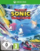 Xbox One Spiel Team Sonic Racing