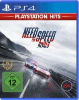 PS4 Spiel Need for Speed Rivals