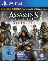 PS4 Spiel Assassins Creed Syndicate
