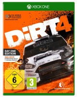 Codemasters DiRT 4 Day One Edition