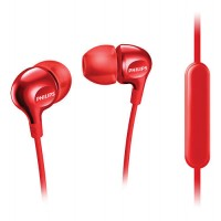 Philips Headset SHE3705RD rot