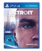 Sony PS-4 Spiel Detroit Become Human
