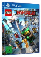 PS-4 Spiel The Lego Ninjago Move Videog