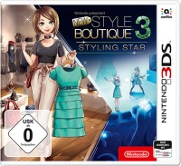 Nintendo 3DS Spiel New Style Boutique 3