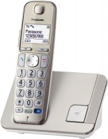 Panasonic KX-TGE210 Single Festnetz-Telefon