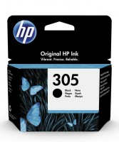 HP Tinte 305 black