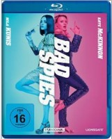 Blu-Ray DVD - Bad Spies