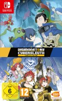Switch Spiel digimon Story: Cyber Sleuth CYBER SLEUTH COMPL. ED.