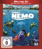 Disney Bluray Findet Nemo 2D+3D